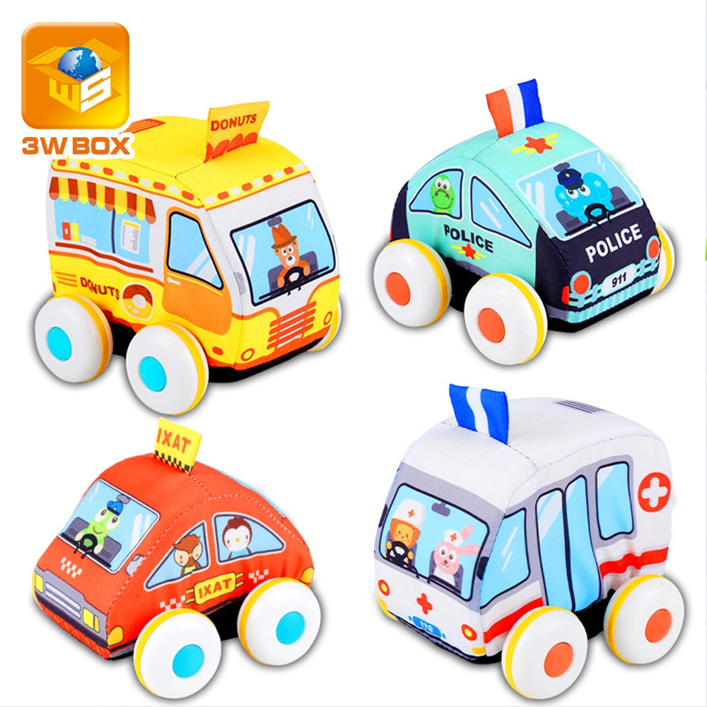 Zestaw autek zabawki