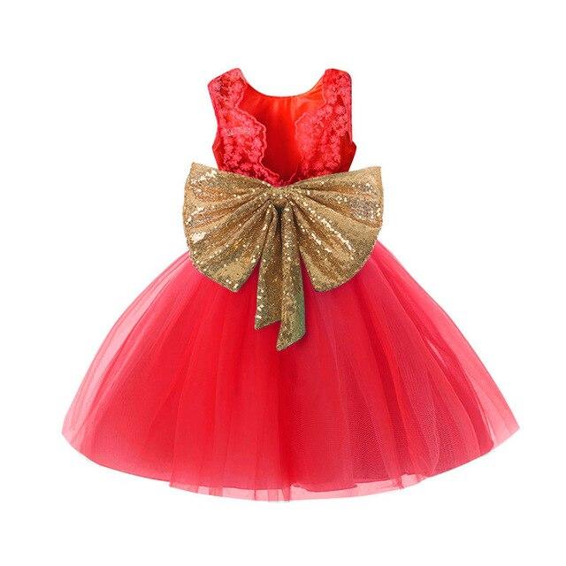 Sukienka w stylu księżniczki dla dzieci