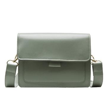 modna torebka retro zielona