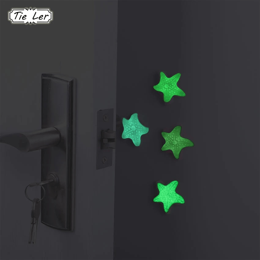 Rozgwiazdy świecące w ciemności