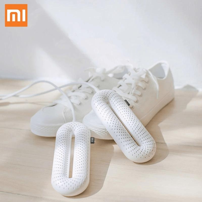 biała suszarka do butów Xiaomi