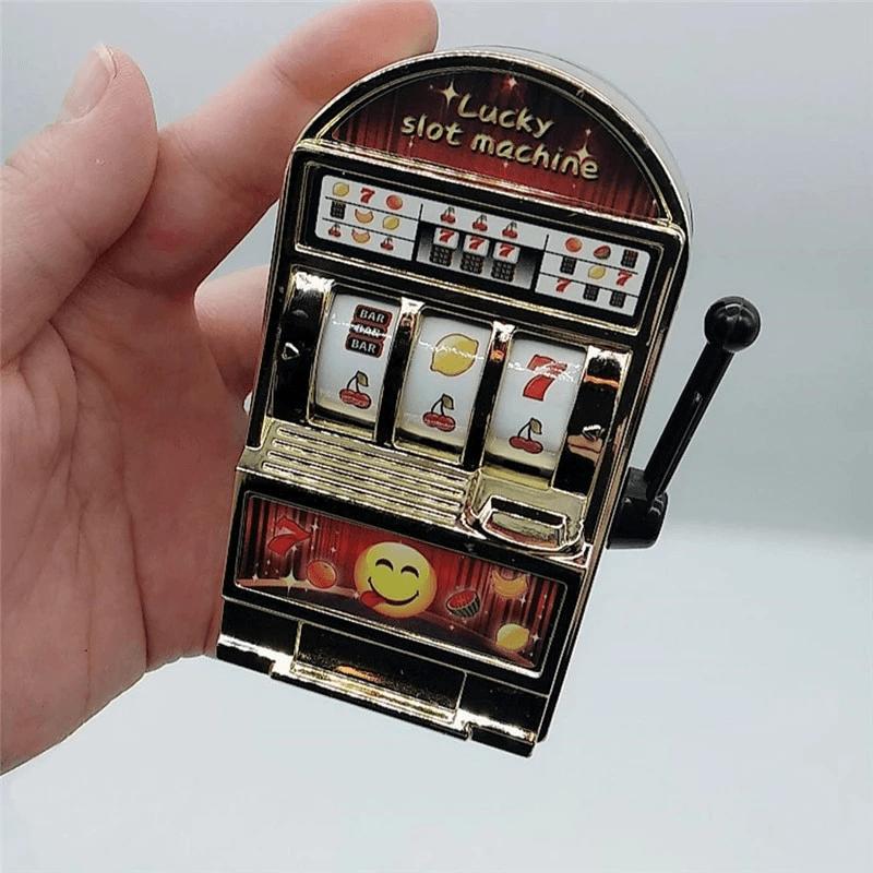 Zabawkowy jednoręki bandyta
