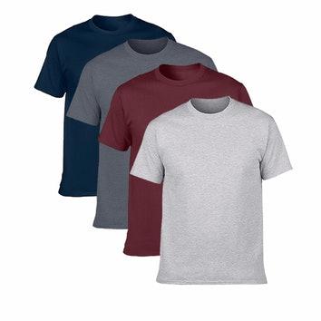 zestaw 4 t-shirtów