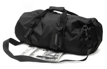 Czarna torba na siłownię