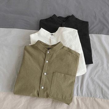 Koszula bawłniana męska